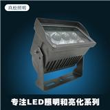 户外亮化防水照明LED新款投光灯24W方形一束光投射灯厂家直销