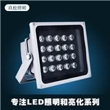 LED投光灯50w户外投射灯防水广告泛光灯室外强光探照厂房路100W