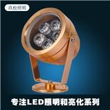 LED投射灯3W投光灯工程聚光 瓦楞灯户外室外防水投射