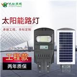 led一体化太阳能路灯 户外防水太阳能庭院灯30w60w新农村太阳能灯