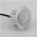 LED圆形冷锻模组,玉兰灯庭院灯模组 20W