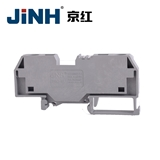 JHN1正面、弹簧式接线端子 按压式弹簧导轨式接线端子