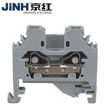 JHN2侧面、弹簧式接线端子 按压式弹簧导轨式接线端子