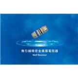 无引线精密金属膜电阻器