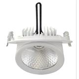 COB万向灯COB象鼻灯LED象鼻灯嵌入式射灯万向灯