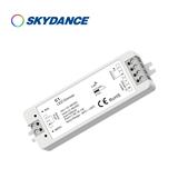 景晴光电恒流三通道LED灯具控制器 恒流RGB灯具控制器 低压输入控制器 迷你rgb控制器C1