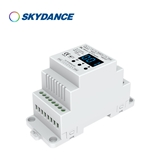 景晴光电DMX512-SPI解码器 DMX512信号放大器 DMX512转换器 可控硅调光电源 DL