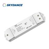 景晴光电LED恒流恒压扩展器 RGB功率扩展器 DMX512可控硅解码器 RGB控制器扩展器 EC4