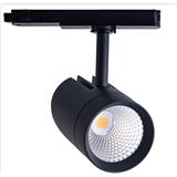 LED 轨道射灯COB导轨灯LED导轨灯COB轨道射灯 导轨灯套件