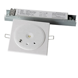 Ceiling recessed LED emergency light