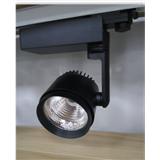LED 轨道射灯COB导轨灯LED导轨灯COB轨道射灯 导轨灯套件 可移动灯具