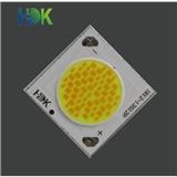 海迪科C2OB 12发光面实现64W超大功率 90-97超高显指130LM/W超高光效