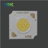海迪科超世界一流CSP-COB1608 8发光面实现27W超高显指130LM/W超高光效