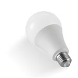 科尼迪球泡灯A泡led灯泡e27螺口3W节能灯泡12瓦家用照明超亮 220V塑包铝