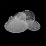ufo飞碟透镜 工矿灯颗粒透镜 来图可定制 ufo外壳 高棚灯大透镜