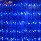 厂家直销节庆装饰用户外防水LED流水瀑布灯串