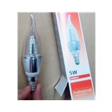 LED蜡烛灯 尖泡灯 5W