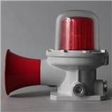 大分贝防爆警报灯220V24V警示灯LED声光信号灯180分贝声光报警器