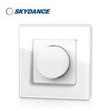 景晴LED控制器 1路1.5A 可控硅面板调光器 ST1