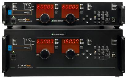 德国GMC 高精度可编程直流电源 SYSKON P系列