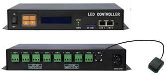 睿智 RZ-C810A联机一体控制器 主分控一体化设计 智能控光系统 景观照明