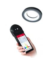 SPIC-300系列手持式光譜彩色照度計