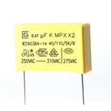 X2电容X2-474K-275VAC-E41